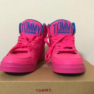 TOMMY - Tommy ハイカットスニーカー