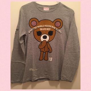 ビームスボーイ(BEAMS BOY)のBEAMS BOY ロングTシャツ(Tシャツ(長袖/七分))