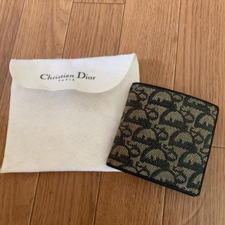 クリスチャンディオール(Christian Dior)の✩.*˚Christian Dior二つ折り財布✩.*˚(折り財布)