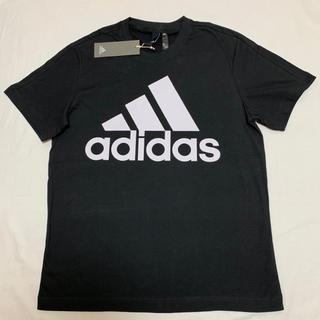 adidas - 新品 adidas アディダス Tシャツ メンズ XL ビックロゴ ブラック