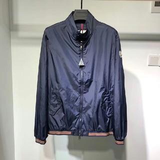 MONCLER - 19SS MONCLER モングール コート ジャケット メンズ ネイビー