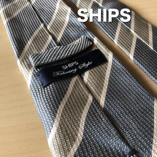 シップス(SHIPS)のSHIPS レジメンタル  ネクタイ(ネクタイ)