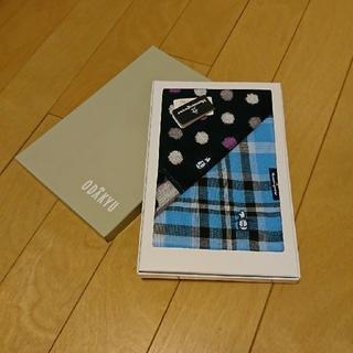 マンシングウェア(Munsingwear)の新品・未使用 箱入り Munsingwear(マンシングウェア) ハンカチセット(ハンカチ/ポケットチーフ)