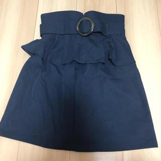 セシルマクビー(CECIL McBEE)のスカート(ミニスカート)