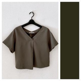 アーバンリサーチ(URBAN RESEARCH)のアーバンリサーチ♡プルオーバーシャツ(シャツ/ブラウス(半袖/袖なし))