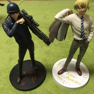 名探偵コナン コナン 安室透 赤井 フィギュア