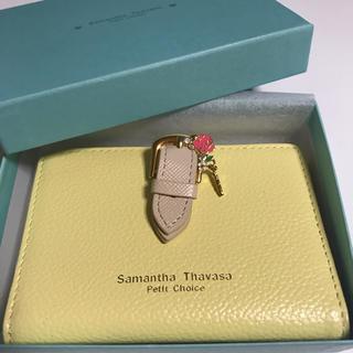 Samantha Thavasa Petit Choice - 新品未使用  美女と野獣 パスケース