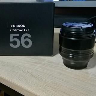 FUJIFILM XF56mm F1.2R 19年7月購入 メーカー保証有
