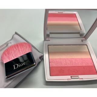Christian Dior - ディオールスノー チェリーブルームパウダー001