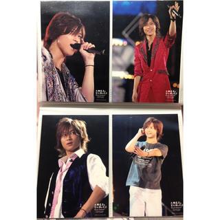 エービーシーズィー(A.B.C.-Z)の橋本良亮 2008 エビキスコン フォトセット 8枚(アイドルグッズ)