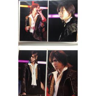 エービーシーズィー(A.B.C.-Z)の橋本良亮 2009 公式フォトセット 4枚(アイドルグッズ)
