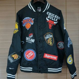 Supreme - Supreme Nike NBA Teams Warm-Up Jacket