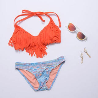 アングリッド(Ungrid)のJasmine Swimwear ungrid  新品未使用タグ付き ビキニ (水着)