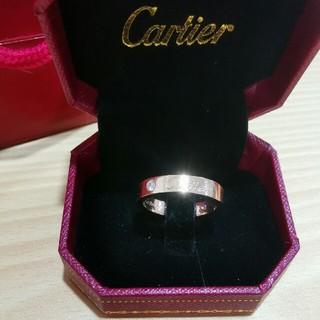 Cartier - お勧め 人気品 男女兼用cartier カルティエ リング 指輪