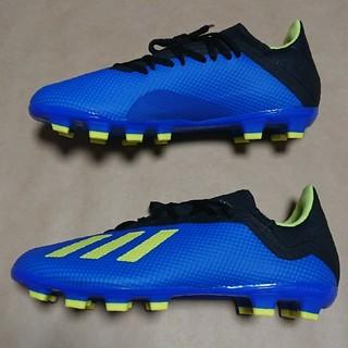 adidas - サッカーS 25.5cm アディダス X18.3 HG/AG