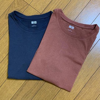 UNIQLO - ユニクロユー リラックスフィット Tシャツ Lサイズ UNIQLOユー