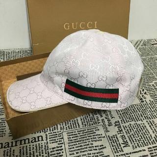 Gucci - gucci グッチ キャップ  男女兼用