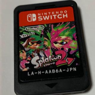 Nintendo Switch - スプラトゥーン2 ソフトのみ