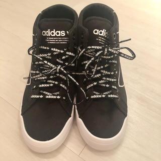 アディダス(adidas)の【新品】adidas コートバンテージヒール スニーカー ABC-MART限定(スニーカー)