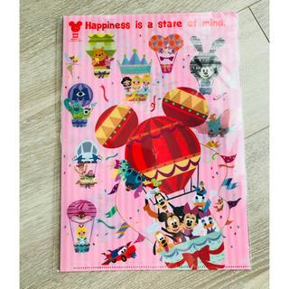 Disney - 【未使用】ディズニー クリアファイル ピンク