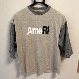 アメリカーナ(AMERICANA)のアメリカーナ  ラグラン  (Tシャツ(長袖/七分))