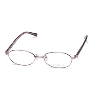 ジルスチュアート(JILLSTUART)の JILLSTUART EYEWEAR ライトピンク フレーム(サングラス/メガネ)
