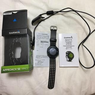 ガーミン(GARMIN)のガーミン アプローチ S6(その他)