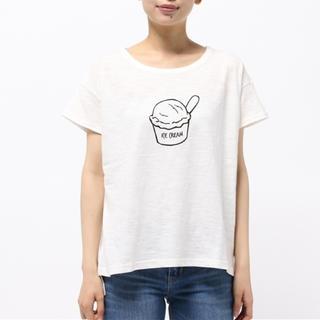 SM2 - サマンサモスモス*アイスクリームプリントTシャツ