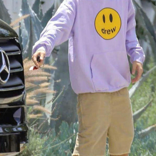 Supreme - drew house mascot hoodie Lavender XL