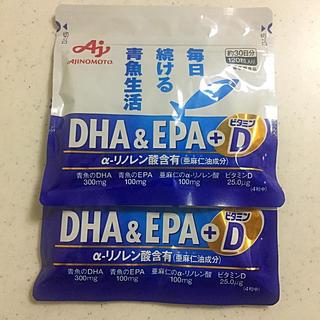味の素 - 味の素のDHA&EPA+D
