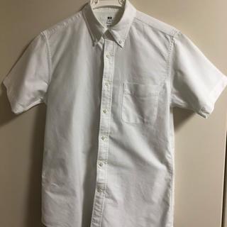 ユニクロ(UNIQLO)の半袖オックスフォードシャツ(シャツ)