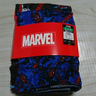 MARVEL - MARVEL マーベル  スパイダーマン  メンズ トランクス サイズ L