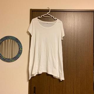 スライ(SLY)のフレアチュニック丈Tシャツ♡(Tシャツ(半袖/袖なし))