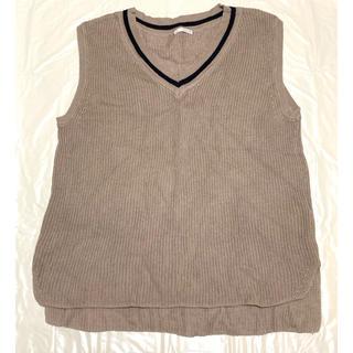 ジーユー(GU)のGU サマーニット(カットソー(半袖/袖なし))