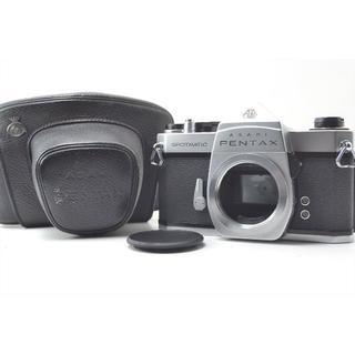 ペンタックス(PENTAX)のPentax ペンタックス SP ボディ 完動品 美品 ケース付 #1140(フィルムカメラ)