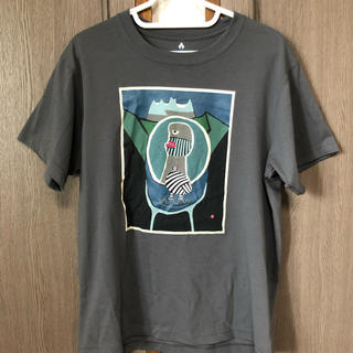 mont bell - mont-bell Tシャツ 絵