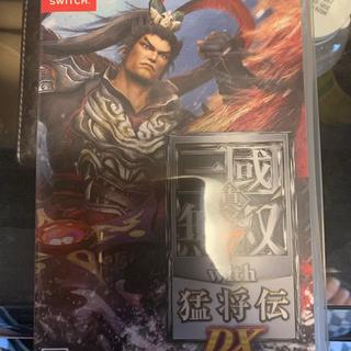 Nintendo Switch - 真 三国無双7 with猛将伝 DX  switch
