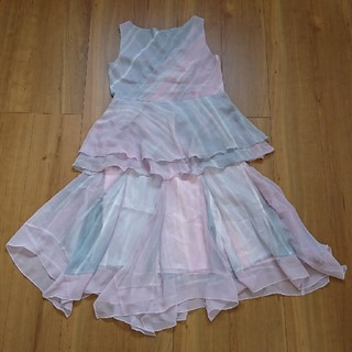 ミッシェルクラン(MICHEL KLEIN)のミッシェルクラン セパレートドレス(ミディアムドレス)