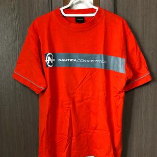 NAUTICA - NAUTICA Tシャツ オレンジ Mサイズ
