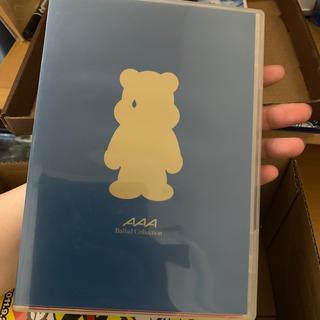 トリプルエー(AAA)のBallad Collection(2CD)(ポップス/ロック(邦楽))
