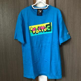 FAT - FAT Tシャツ SKINNY ブルー