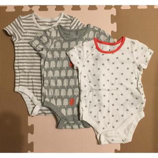 babyGAP - baby GAP ロンパースセット 3-6months