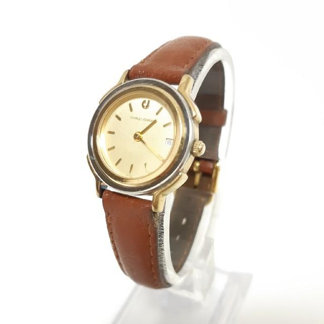 CHARLES JOURDAN - 「CHARLES JOURDAN」レディース腕時計の通販 by あき's shop|シャルルジョルダンならラクマ