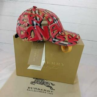 BURBERRY - バーバリー キャップ バーバリー帽子