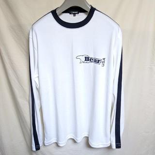 ベアー(Bear USA)の90's Bear USAライン長袖Tシャツ(Tシャツ/カットソー(七分/長袖))