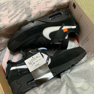 NIKE - Nike off white  Air Max 90 28cm ★新品未使用★