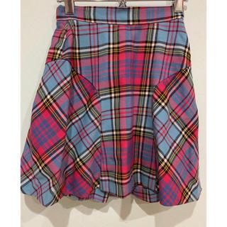 Vivienne Westwood - レア ゴールドレーベル ブルーマック スカート