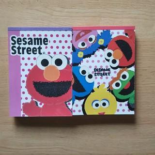 セサミストリート(SESAME STREET)のエルモ メモ帳(ノート/メモ帳/ふせん)