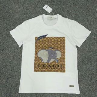 コーチ(COACH)のCOACH 夏コーデ レディース Tシャツ ファッション L(Tシャツ(半袖/袖なし))