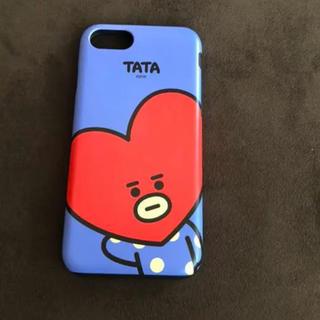 防弾少年団(BTS) - iPhoneケース(bt21 TATA)